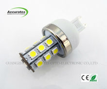 Warranty certificate sample G9 LED light 3528SMD