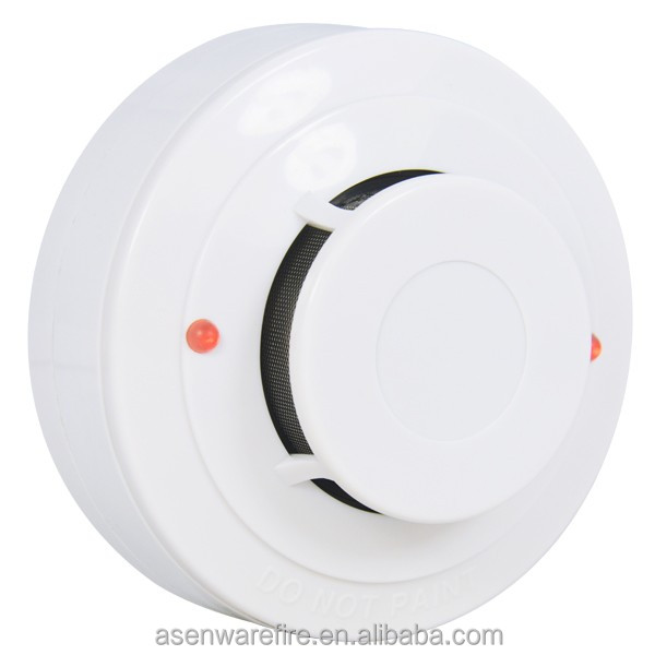 new product duct smoke detector with non-polarity function used for fire detection and alarm system