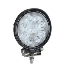 Newest High Power CE E-mark 27w used cars wholesale led work light for Cars /ATV
