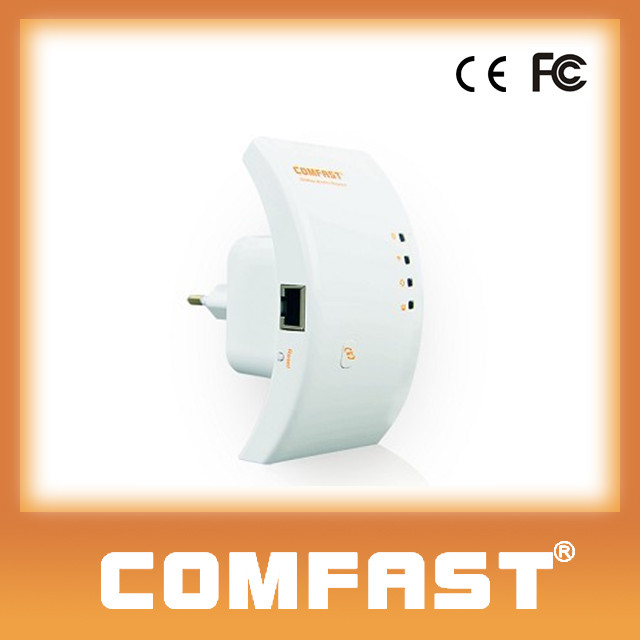 802.11g 300Mbps Wifi Repeater High Speed Home Use Wifi Extender COMFAST CF-WR500N