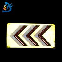 Adsorbability PVC Type LED Flashing Traffic