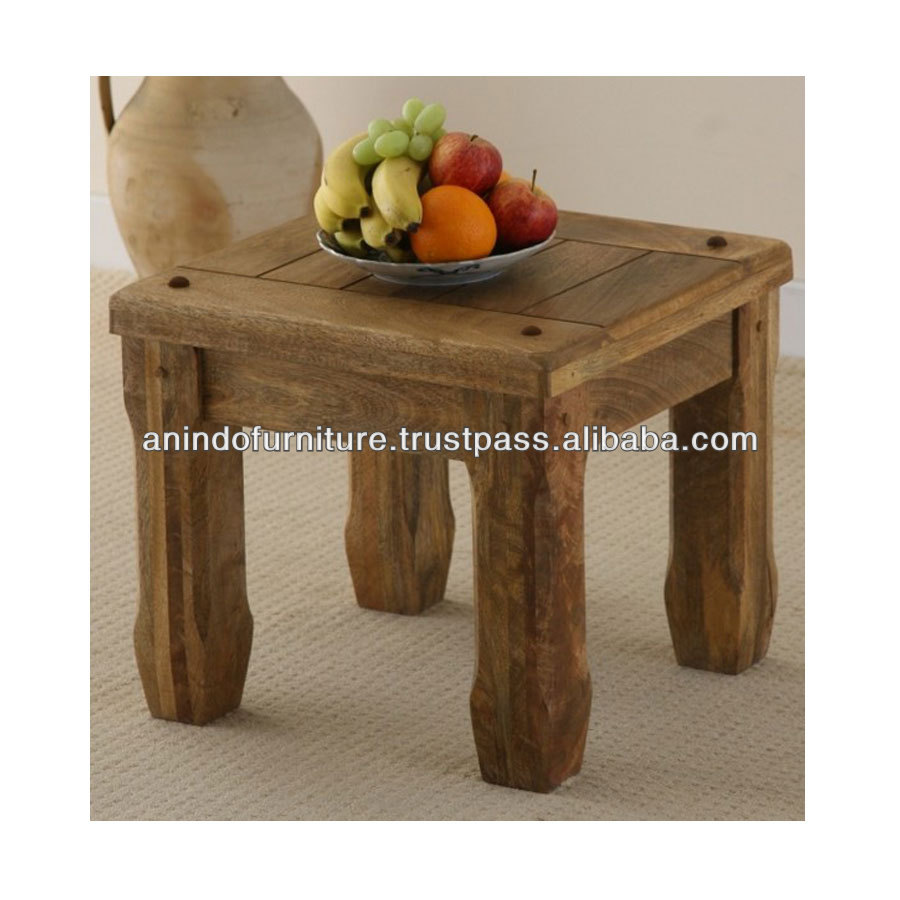 PSE Series Plain Legs End Table