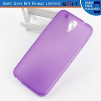 Factory price Pudding tpu case for HTC Desire 820 mini case cover, for HTC Desire 820 Mini TPU case