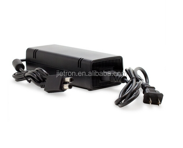 For Xbox 360 Replacement AC Adapter 135W Slim Power Supply