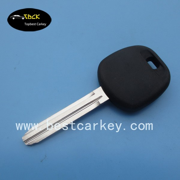 Topbest car keys with Toy43 transponder key with 4D67 chip NO LOGO transponder key