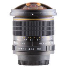 cen manual 8mm F3.5 fish eye camera lens for nikon for camera dslr canon wide angle lens