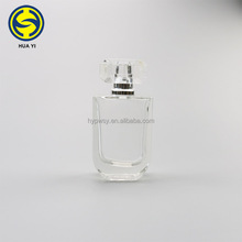 Wholesale 55ml popular women fragrance oriental vintage perfume glass bottle
