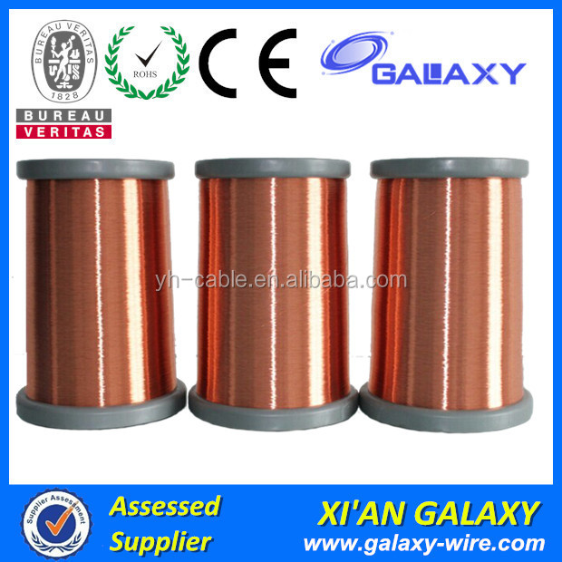 Motor Winding Wire Size 180 Class 0.29mm Gauge Magnet Wire Solderable Enamelled Copper Wire