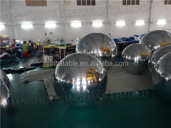 Factory Large Inflatable Pvc Mirror Ball