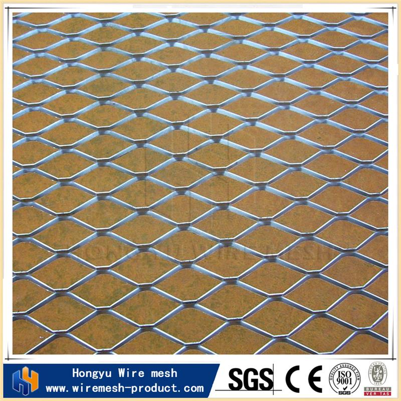diamond mesh fence wire fencing expanded mesh metal mesh curtain