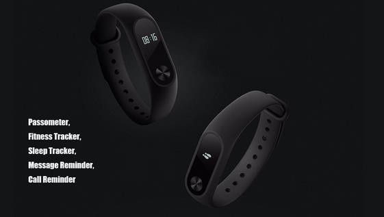 Original Xiaomi Mi Band 2 MiBand 2 Smart Heart Rate Fitness Wristband Bracelet OLED display