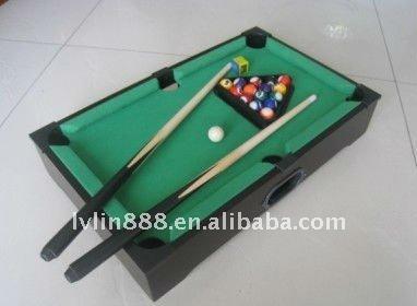 classique mini billard de billard table de jeu tables de snooker billard id de produit. Black Bedroom Furniture Sets. Home Design Ideas