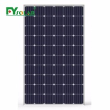270W monocrystalline solar panel solar cells for solar panels