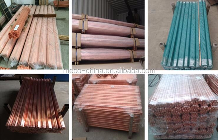 distributor copper bonded earth rod