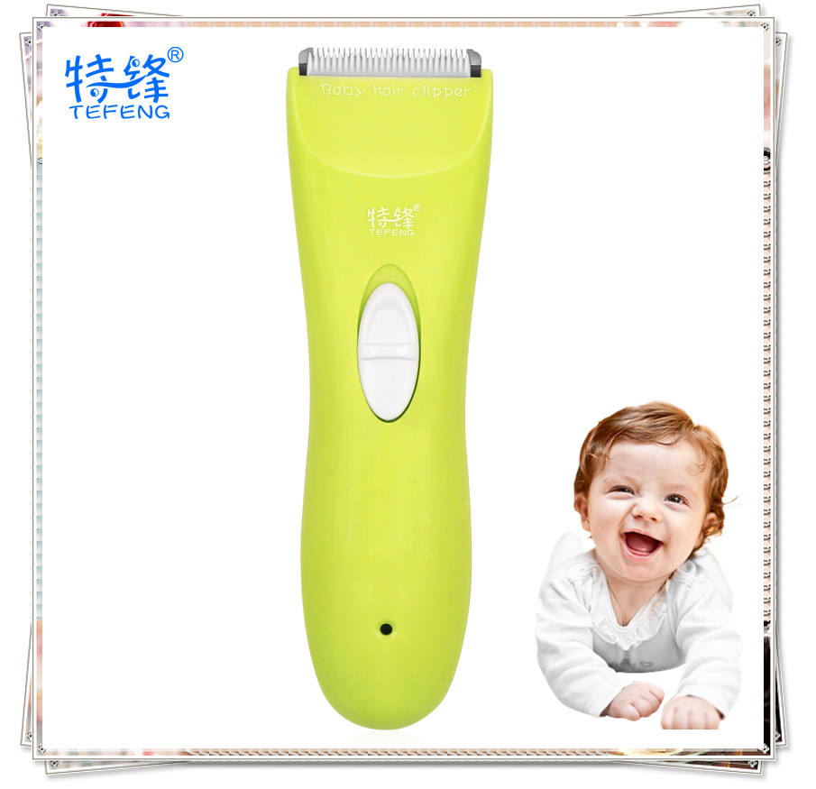 Professional highest quality CE certificate ceramic cutting blade electric baby hair trimmer clipper