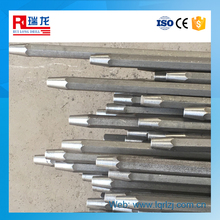 Hex B19 B22 integral drill rod steel /Tapered Rock Shank Rods/Tapered drill rods