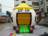 funny toy jumpimg bouncer/ jumping castle inflatable bouncer toy