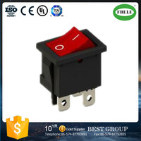 KCD1-201-4 ON-OFF micro rocker switch