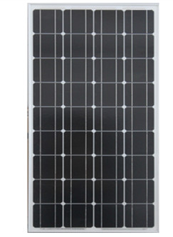 High efficiency A grade solar panel, factory low price 125W mono pv cell