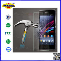 Premium Explosion Proof Tempered Glass Protector For Sony Xperia Z2 --Laudtec