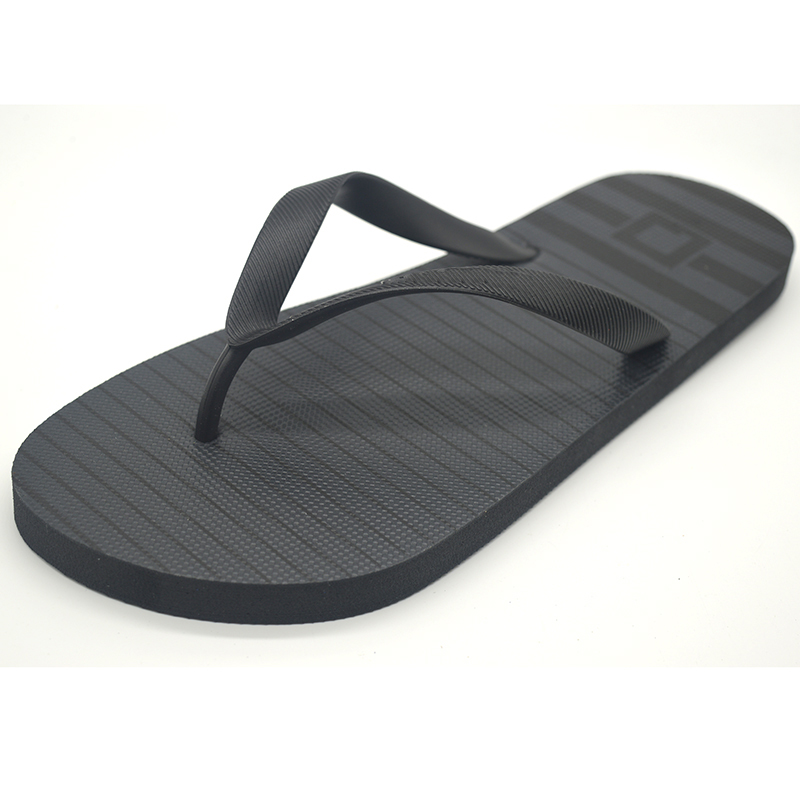 Man hot wholesale summer beach rubber slipper soles