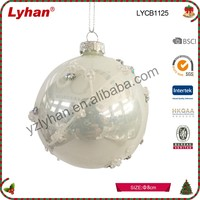Glass Home Decorative Large Size LED