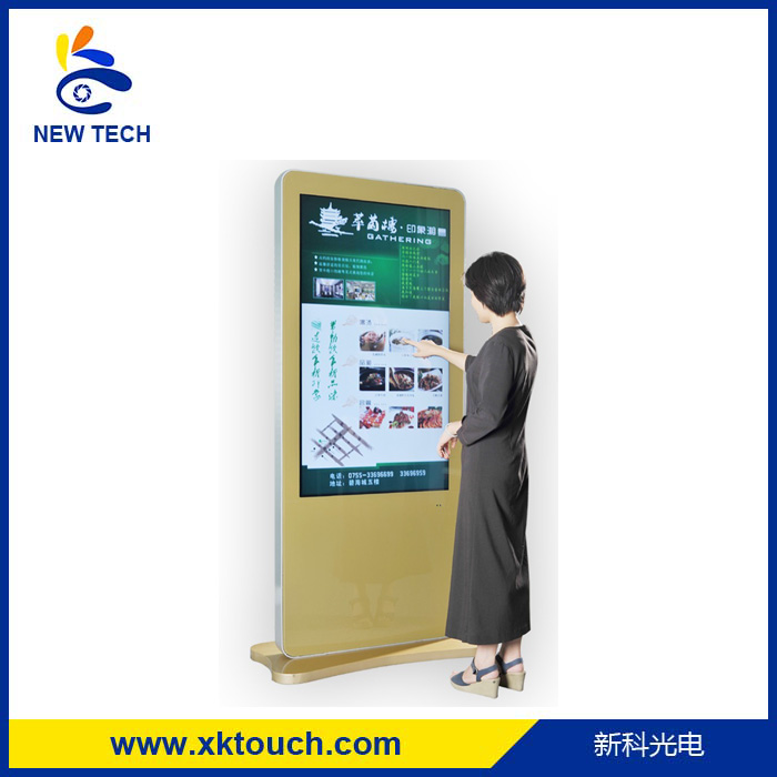 CE,FCC,RoHS approved Ipad Type Advertising Panel for new product launch