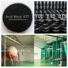 YOUHAO Dyestuff Acid Dyes Acid Black ATT Leather Dye direct manufacturer