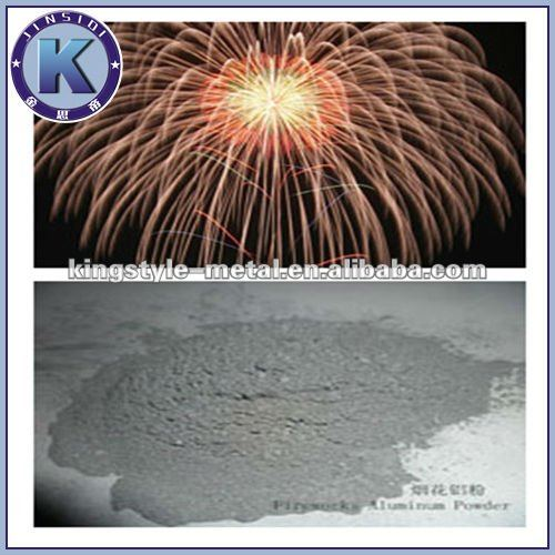 sliver Aluminum Powder for firework