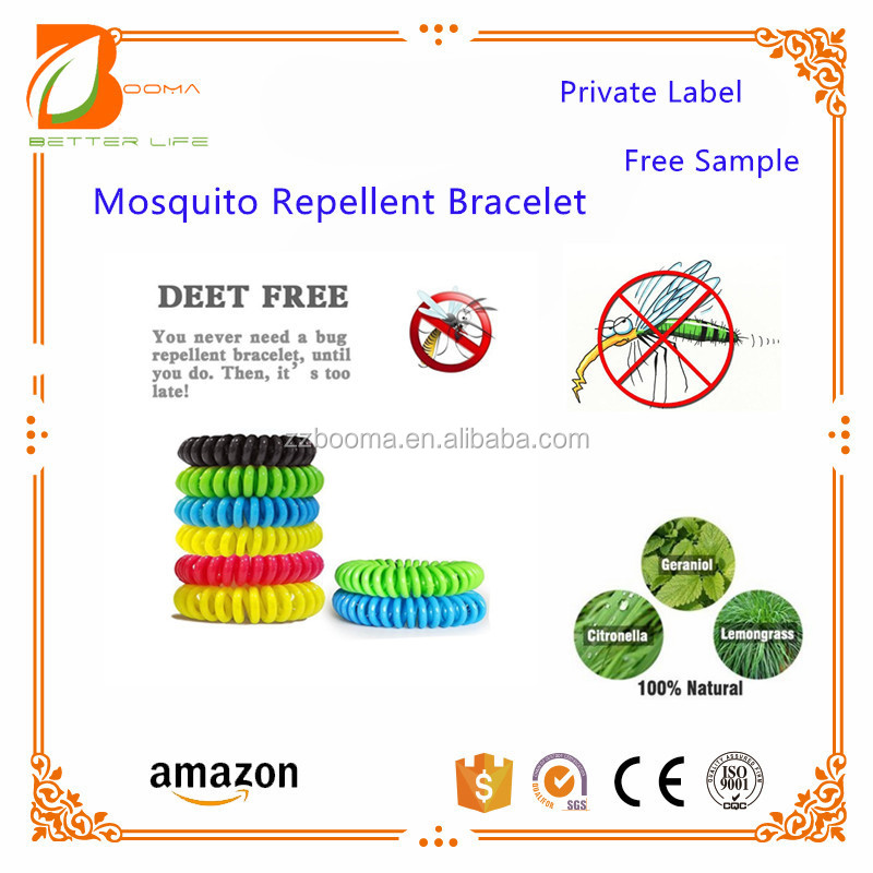 china anti mosquito band killer repellent pest control espiral coils anti mosquito bracelet