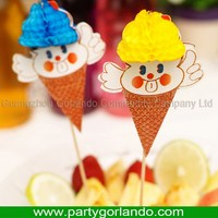 Top quality custom-made ice cream palm tree pickers