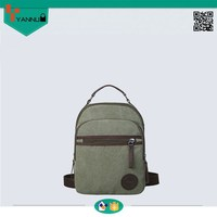 2015 top new fashion youth daily use vintage canvas wholesale backpack bags handbag for sale good quality contracted