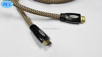 HDMI cable high definition 1.4 version metal hdmi