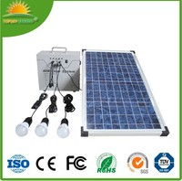 40w 18V off-grid cheap wholesale prices for small solar solar lighting energy home power system