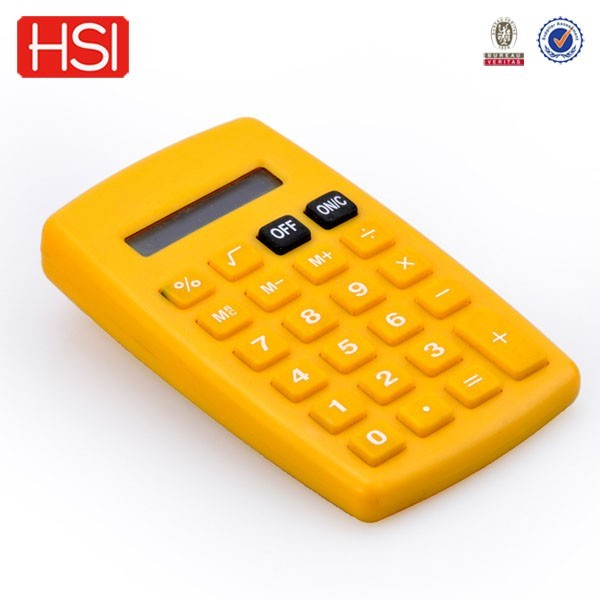 stationery battery charged electronic cell phone calculator