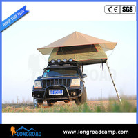Trailer Grow Roof Tent Camping Outdoor
