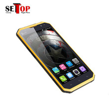 China Suppliers Rugged Smartphone PROOFINGS W9 Android 4g 6 inch Big Screen Dual Sim Mobile Phones IP68 Waterproo CPU MTK6753