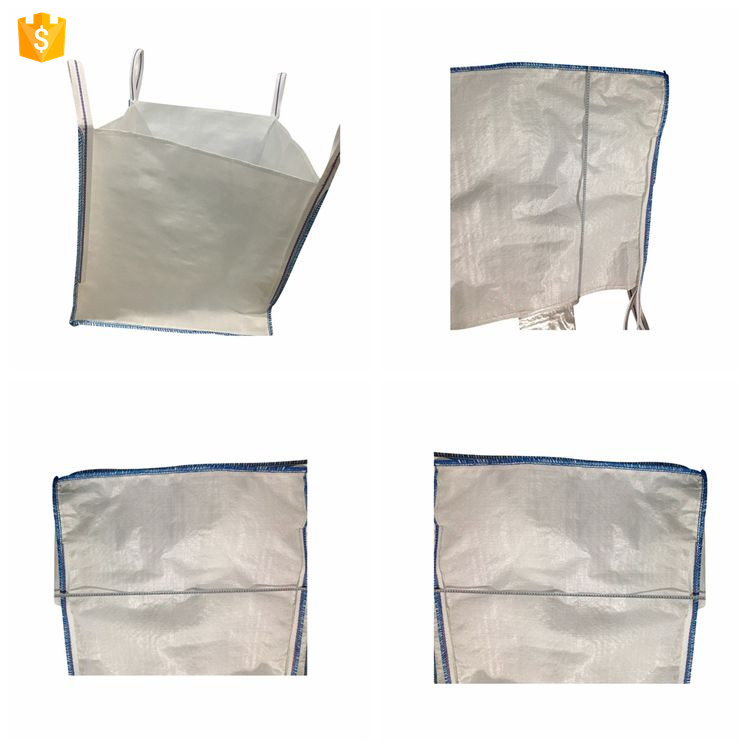 Accept Custom Order firm and security bags for grain storage storage for pp plastic scrap