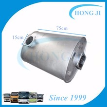 Chinese bus exhaust silencer 1201-00972 bus super quiet generator muffler
