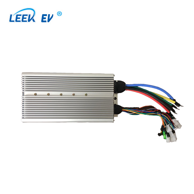 Electric rickshaw spare parts for 24 tube motor controller