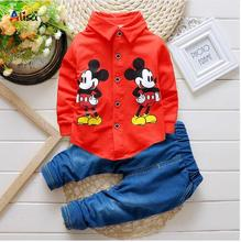 High quality baby cartoon design outfits Wholesale comfortable baby suits