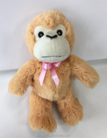Lovely mini stuffed monkey plush toy