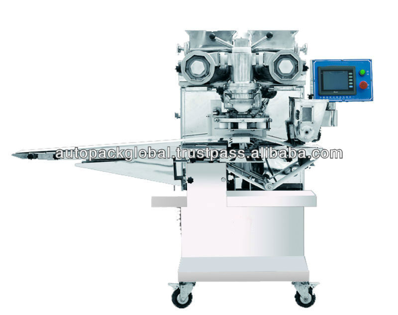 Multi Function Encrusting Machine