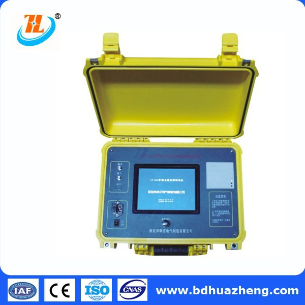 power TDR cable fault locator