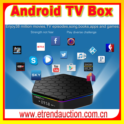 Android 6.0 iptv account with adult channels Octa Core 2G 16G 2GHz KODI S912T95Zplus open Set Top Box