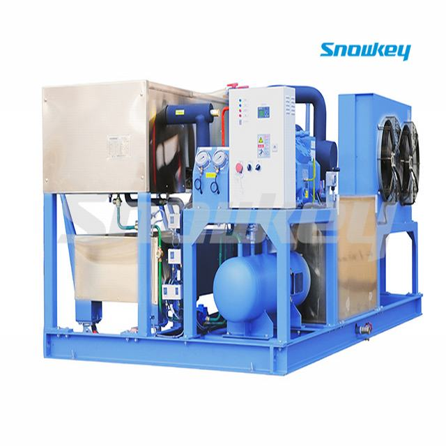 SNOWKEY ice block making machine