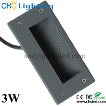 LED Step Lights Footlights Corner Road Work Lights Outdoor Lighting Lawn Waterproof Wall Lamp