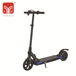 2018 Newest Self Balancing Electric Scooter Two Wheels, Black Folding Scooter With Lithium Polymer 7.5AH