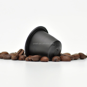 High quality Empty coffee Capsule for Nespresso Machine