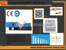 high capacity full automatic plastic Disposable syringe injection molding making machine